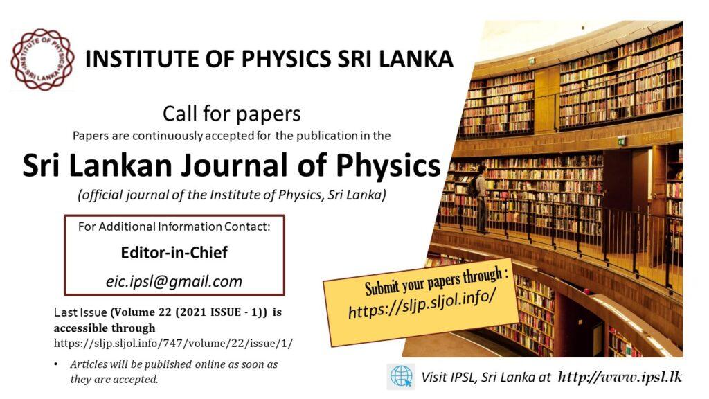 IPSL Journal